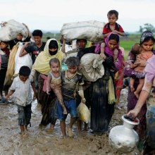 Rohingya-Muslims - ODVV and 700 Domestic and International Journalists Condemn Myanmar Crimes