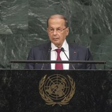 united-nations - Countering extremism in Middle East requires socio-economic measures, Lebanese leader tells UN