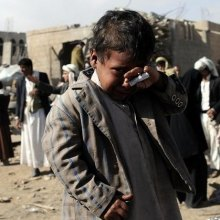 bomb-attack - Yemen: US-made bomb kills children in deadly strike on residential homes