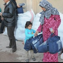 women - Dire lack of winter funding puts millions of refugees in Middle East at risk, warns UN agency