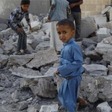 Saudi-Arabia-led-coalition - Yemen: UN downplays Saudi Arabia-led coalition's crimes against children