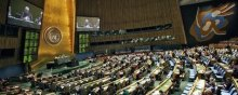 Peace - UN ratifies Iran-proposed nuclear disarmament resolution