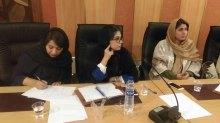 odvv - Education Workshop on the Prevention & Treatment of GBV Held