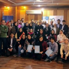 UNA-Iran - Comprehensive Education and Human Rights Council Simulation Held on the Occasion of Universal Human Rights Day
