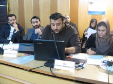 Comprehensive Education and Human Rights Council Simulation Held on the Occasion of Universal Human Rights Day - HRC Simulation (16)