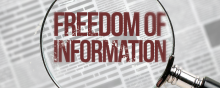 Social-Network - Freedom of Information Act