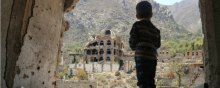 children - Saudi Arabia and the United Arab Emirates Are Starving Yemenis to Death
