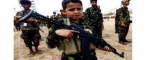 children - A Refuge in Yemen Mixes Play With Saudi Propaganda