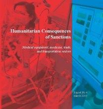 Humanitarian Consequences of Sanctions - Humanitarian