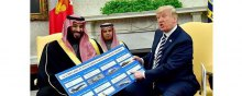 Yemen - US arms deals with Saudi Arabia and UAE