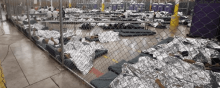 Refugees - The US migrant detention centers