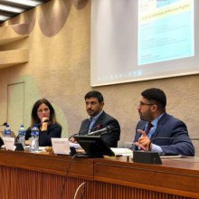 - Iranian NGOs called on the HRC to pay attention to unilateral coercive measures