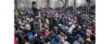 Refugees - Another refugee crisis at Turkish border