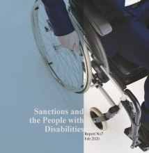 Sanctions and the People with Disabilities - Sanctions and the People with Disabilities