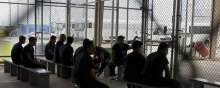Migrants in the Americas during COVID-19 outbreak - US-Jail