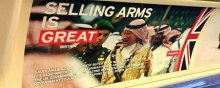 Campaign-Against-Arms-Trade - UK's Double standard and Saudi Arabia's money