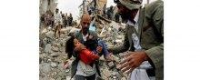 humanitarian-crisis - The U.S. is complicit in war crimes in Yemen