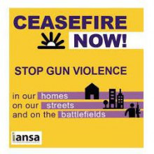 IANSA - The IANSA 16 Days of Activism Against Gender-Based Violence campaign