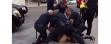Excessive force use by American police