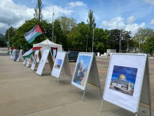 odvv - Photo Exhibit and Assembly in Commemoration of Quds Day in Geneva