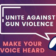 Make your voice heard - Unite against gun violence!